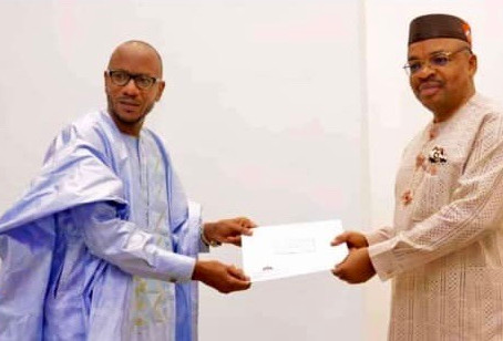 Gambia to Get a New Airline as High Commissioner Njie Meets Governor Udom Emmanuel