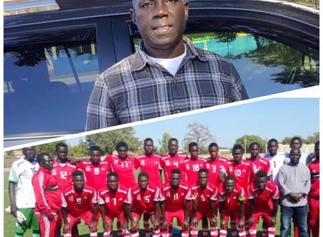 Sport: US-based Gunjurian supports Gunjur United FC