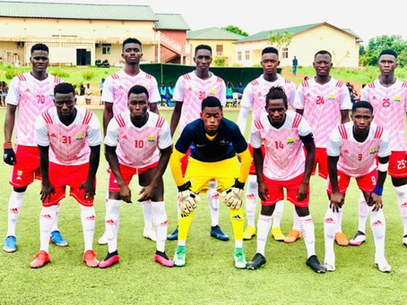 Football: Gunjur Utd beats league champions Falcons FC to move up to 4th place