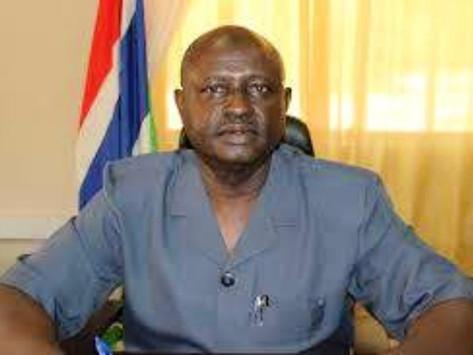 Ambassador Pa Lamin Jobe of Gunjur dies