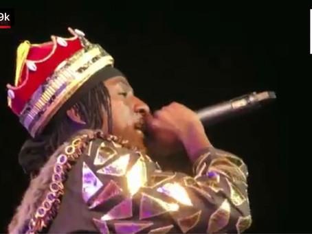ST Da Gambian Dream Launches DINDING MANSA Album