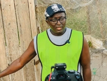 Gun threat on the life of environmental activist Ahmed Manjang