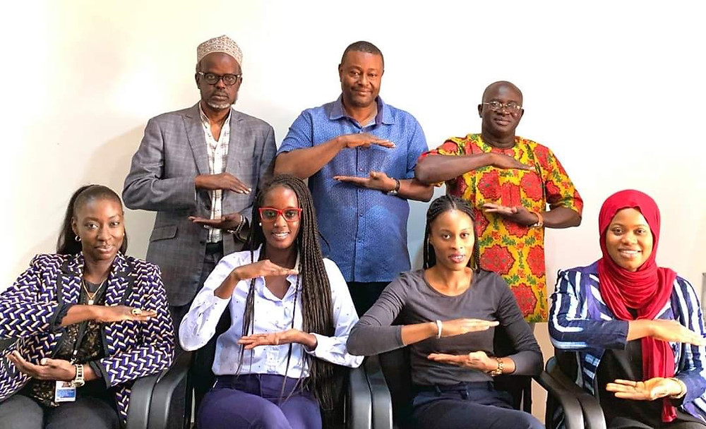 Members of National Human Rights Commission of The Gambia