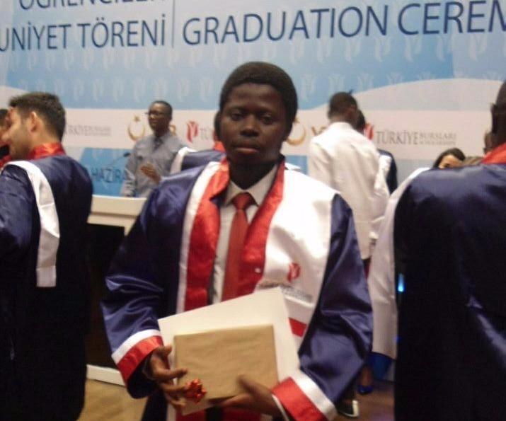 Abdoulie O. Touray