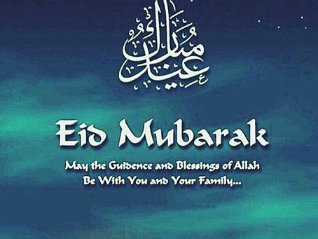 Gunjurians celebrate Eid around the World
