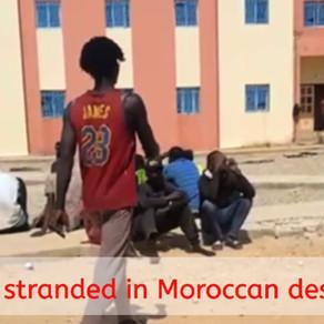 Backway crisis: Tragedy as 8 backway migrants die onboard a boat that left Gunjur for Spain