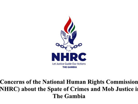 Press Release: National Human Rights Commission (NHRC)