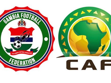 CAF fines Gambia, Pierre Emerick Aubameyang
