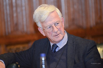 Dr Nick Maurice OBE