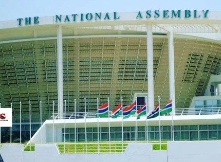 BREAKING: Gambian lawmakers reject Draft Constitution