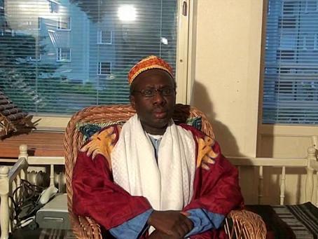 Atlanta Islamic League Awards Honourary PhD To Seedy Ali Janneh