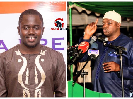 Gambia journalists Union counters Barrow