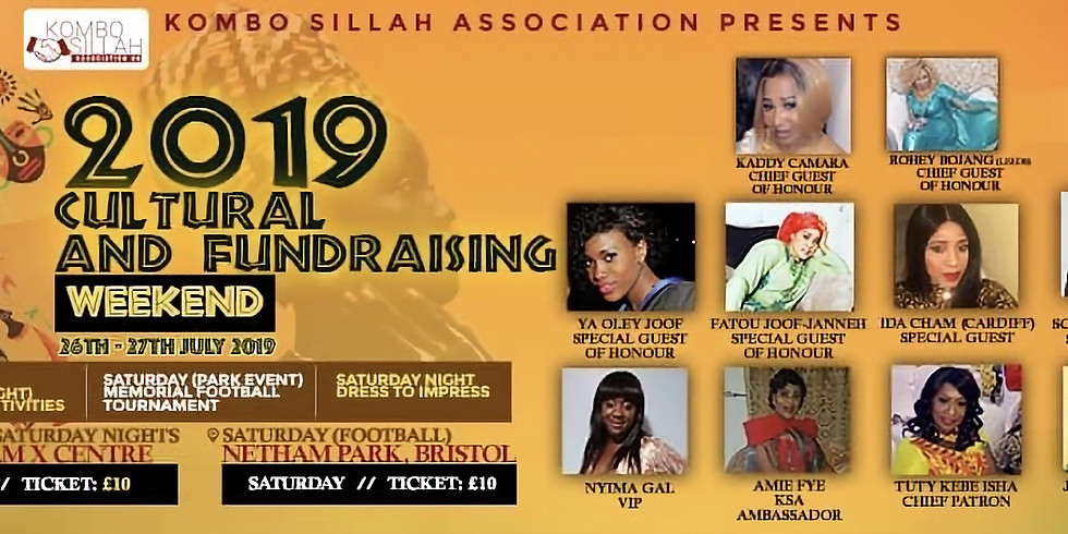 2019 KSA CULTURAL & FUNDRAISING WEEKEND