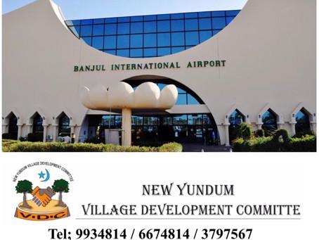 PRESS STATEMENT BY THE VILLAGE DEVELOPMENT COMMITTEE (VDC) OF NEW YUNDUM