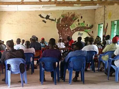 BREAKING NEWS: Gunjur VDC Executive Members Boycott The Annual General Meeting