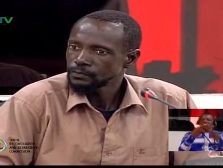 Gambia TRRC: Gunjur native recalls torture ordeal