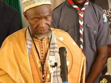 BREAKING NEWS: Gunjur born Essa Darboe elected SIC president