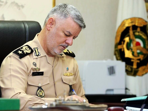 Iran Navy Chief says country to establish Navy presence in The Gambia