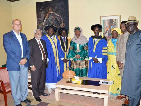 University of The Gambia produces first ever made in The Gambia PhD