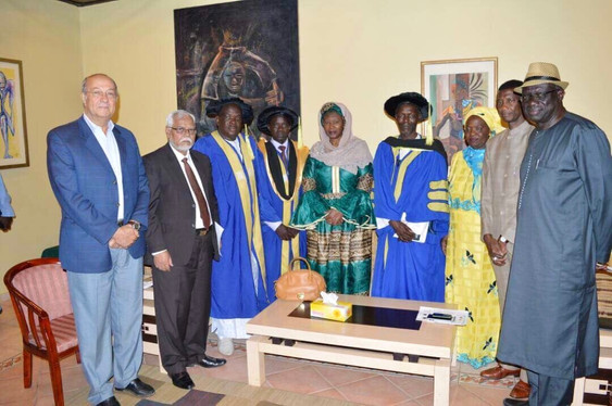 UTG Produces First Ever Made In The Gambia PhD