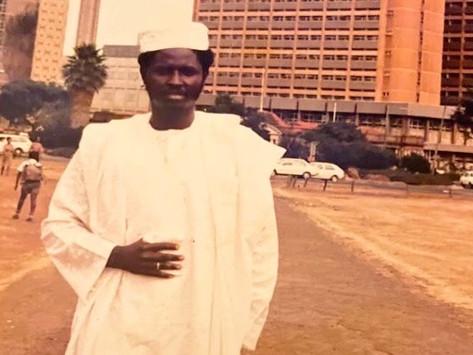 Mori Kebba Jammeh pays tribute to late Ambassador Lamin Jobe