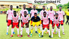 FINAL GAME FOR GUNJUR UNITED AHEAD OF THE GFF PLAYOFF TO DIVISION ONE