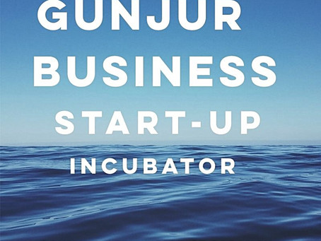 GunjurBusiness Start-up Incubator programme