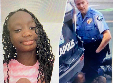 Police Brutality Must Stop – Black Lives matter