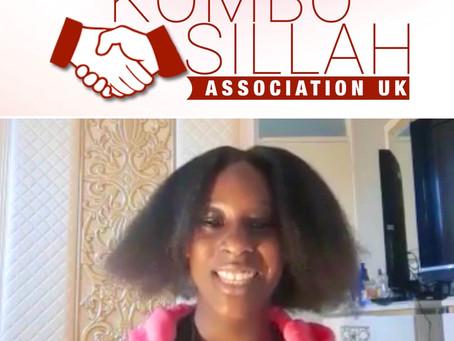 Young Zainab Janneh raises over £1K for Kombo Sillah Association