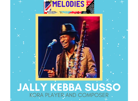 Migrating Melodies - Jally Kebba Susso