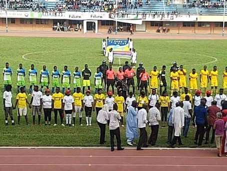 Zonal Football: The 2017 Super Nawettan opener ended in a scoreless draw
