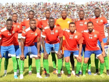 Scorpions send worrying signals ahead of AFCON showdown