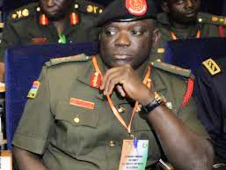 Lt. General Masanneh N.Kinteh relieved as CDS