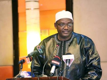 President Barrow confirms 'possible' APRC alliance