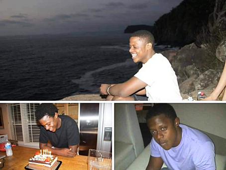 BREAKING NEWS:Son of Gunjur Tycoon Alieu Conteh dies