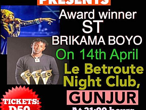 ST Brikama Boyo to perform for GDA in Gunjur