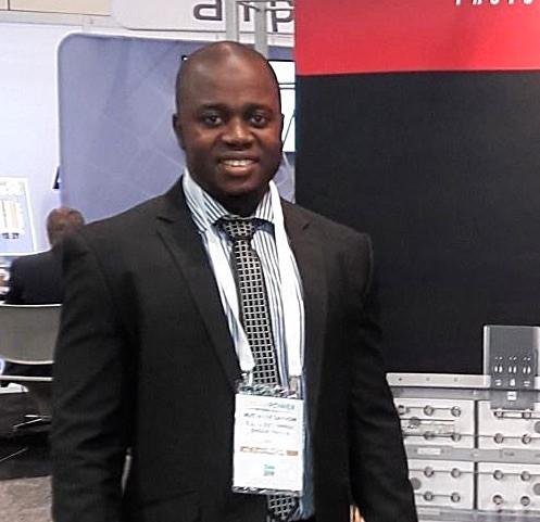 Ousman Barrow, CEO Solar Enterprise