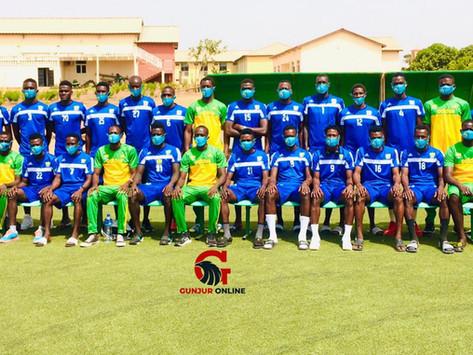 Football: Gunjur United takes on Jamcity in Kombo South Derby