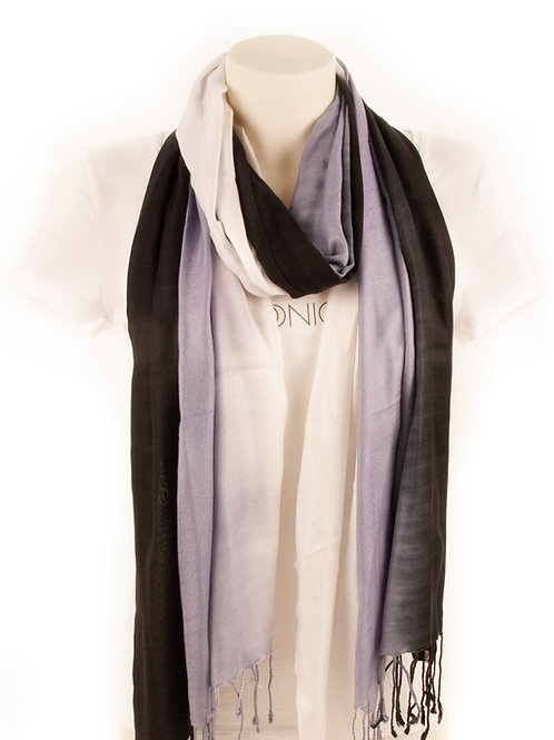SCARF Degradé / black