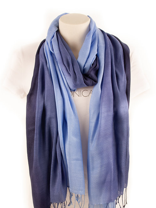 SCARF Degradé / Blue