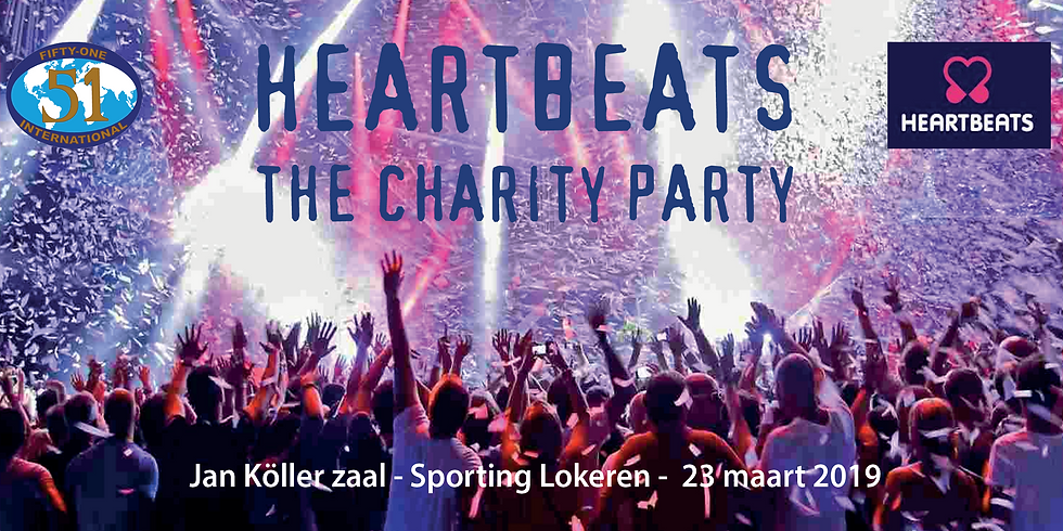 HeartBeats - The Charity Party