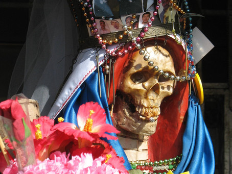 Santa Muerte Devotional Series - La Huesuda