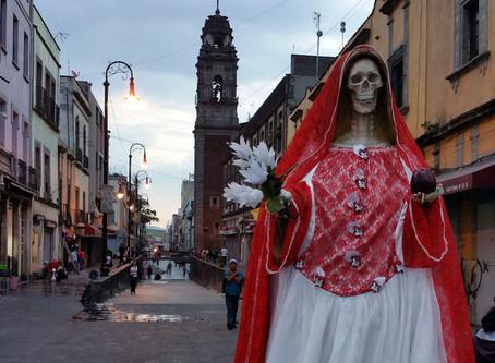 Santa Muerte Devotional Series - La Flaquita