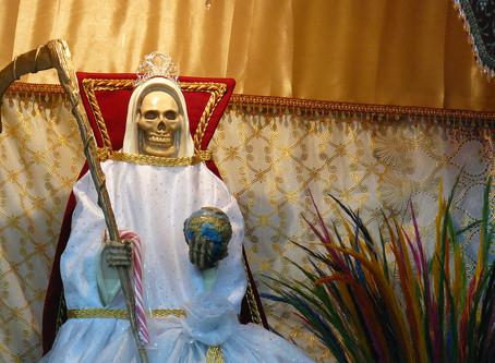 Santa Muerte Devotional Series - La Hermana Blanca