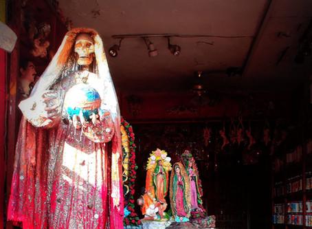 Santa Muerte Devotional Series - La Niña Santa