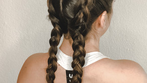5 Go-To Hairstyles For Working Out