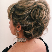 Saturday was a FULL day of bridal hair s