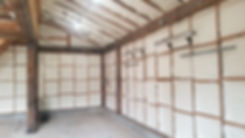 Closed cell spray foam wall.jpg