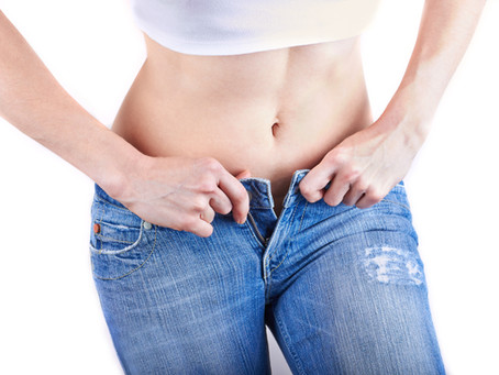 Stubborn fat around the waist? This is what you need to know about it.