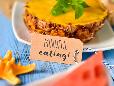 Mindful Eating, what is it, why it's so important and how to do it